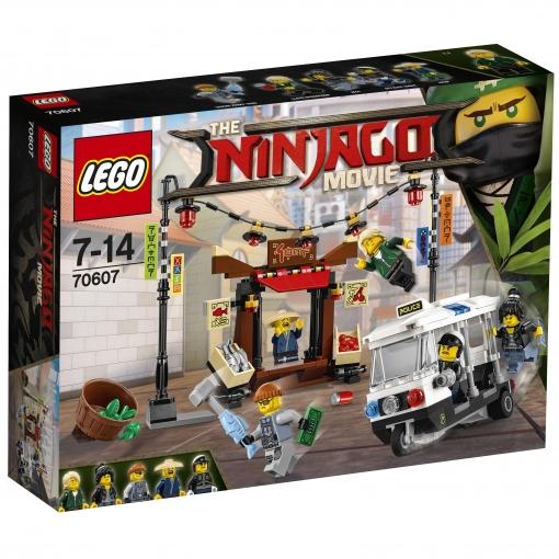 LEGO Ninjago - Persecución en Ciudad de NINJAGO® | Las mejores ...