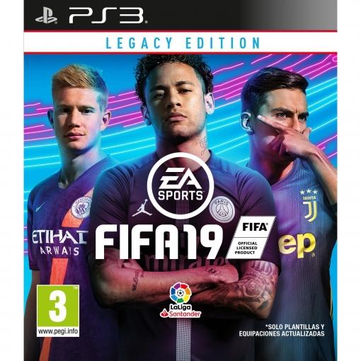 FIFA19 Legacy Edition para PS3