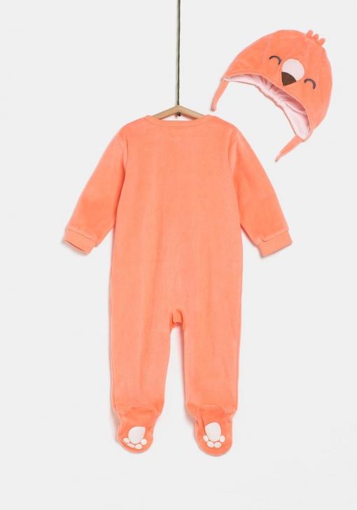Pijama con gorrito Unisex TEX