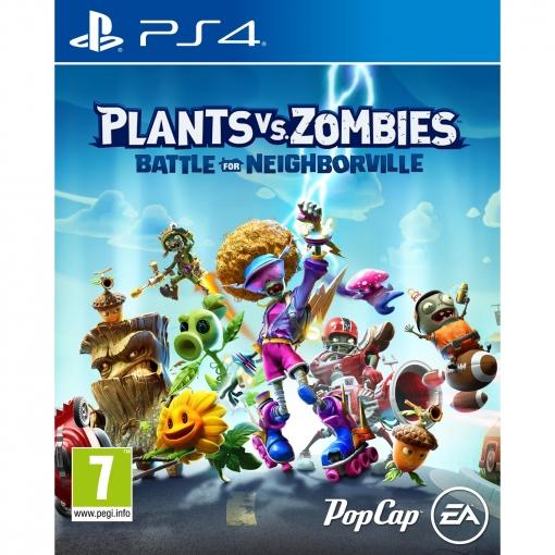 Plants vs Zombies: Battle for Neighborville para PS4