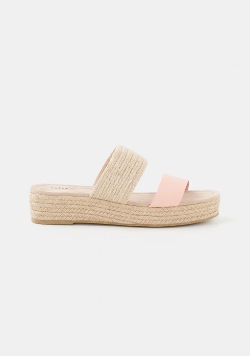 Sandalias de yute para Mujer TEX