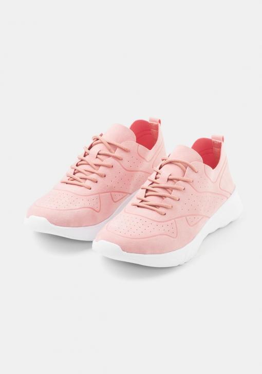 Zapatillas deportivas de antelina para Mujer TEX