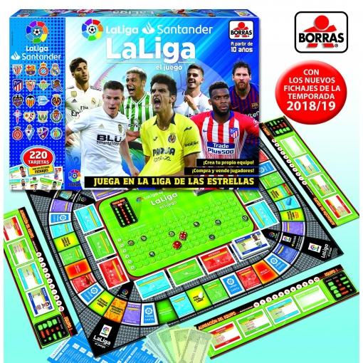 Educa Borras Liga El Juego 2018 19 Las Mejores Ofertas De Carrefour