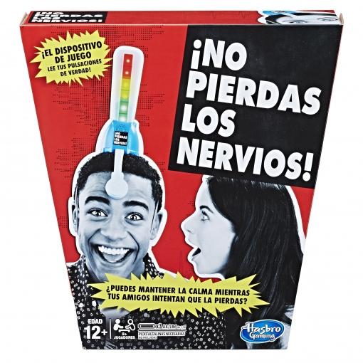 Hasbro Gaming No Pierdas Los Nervios Juego De Mesa Las Mejores