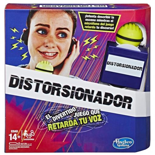 Hasbro Gaming Distorsionador Juego De Mesa Las Mejores Ofertas