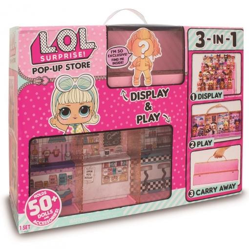 L O L Surprise Pop Up Store Playset Las Mejores Ofertas De Carrefour