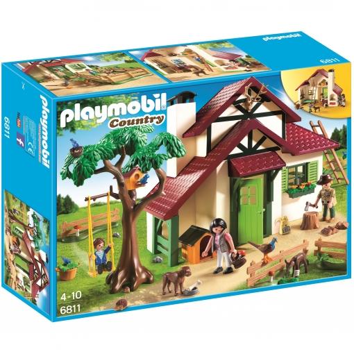 Del Playmobil Country Árbol Casa Playmobil ARL34jqc5