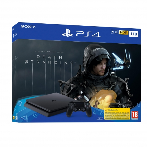 PS4 1TB con Death Stranding