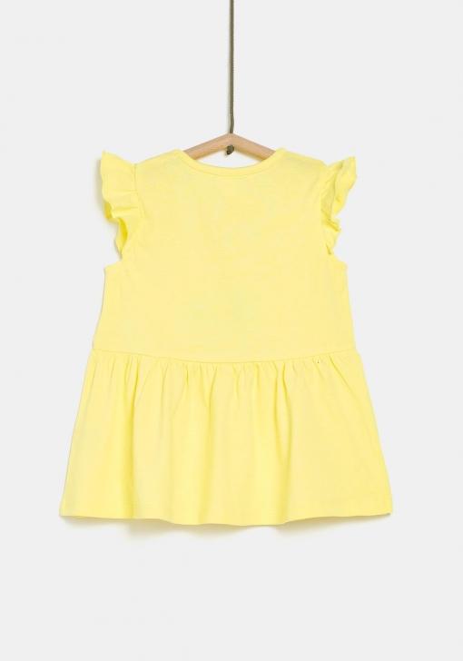 Vestido estampado de punto para Bebé TEX