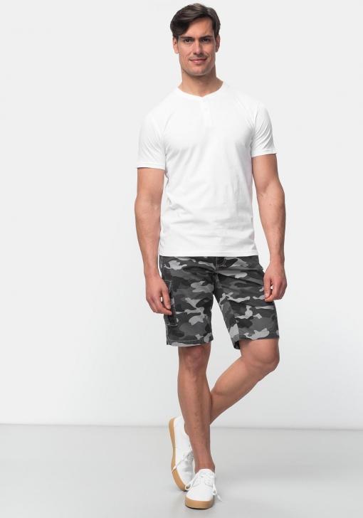 Camisa manga corta lisa para Hombre TEX | Las mejores