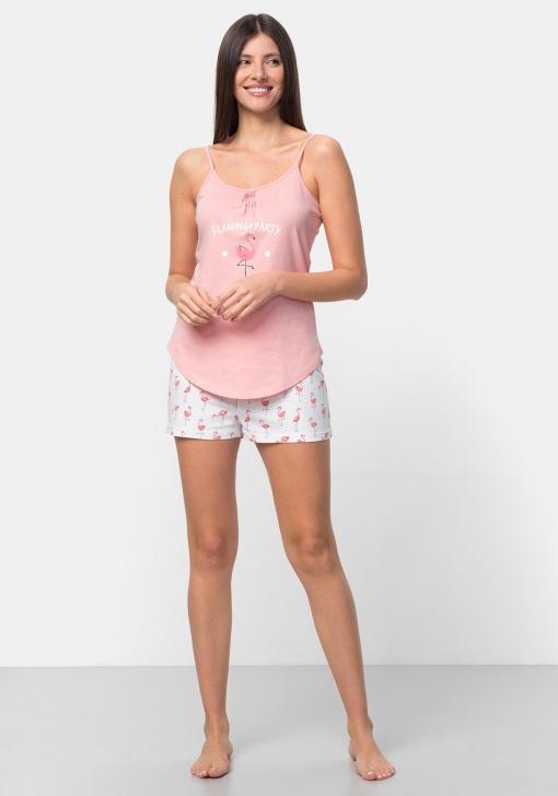 Pijama dos piezas para Mujer TEX