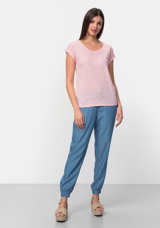 Camiseta manga corta para Mujer TEX