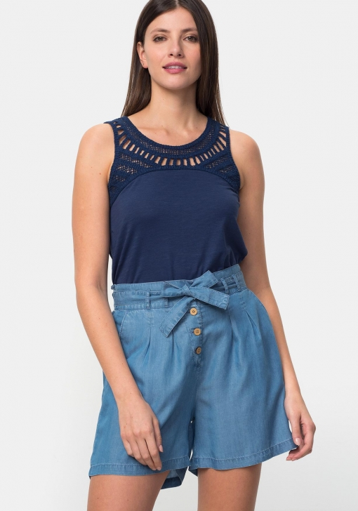 Camisetas de Mujer Carrefour TEX