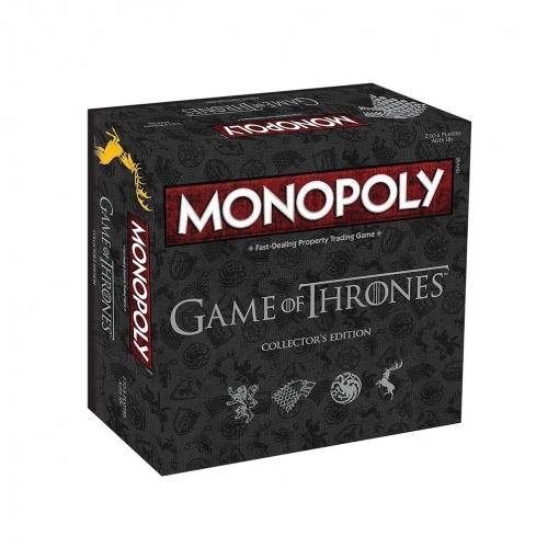 Eleven Force Monopoly Juego De Tronos