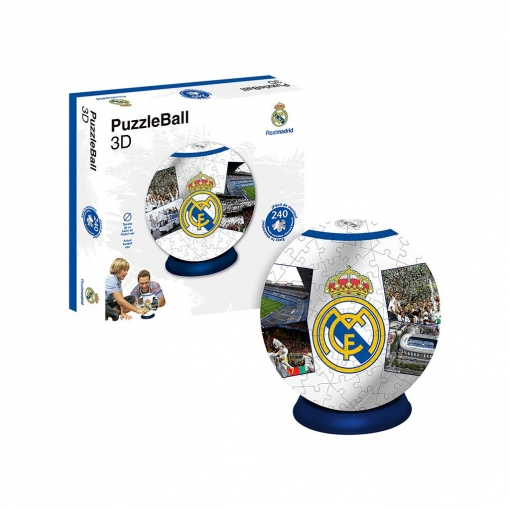 Eleven Force - Puzzle Ball Real Madrid 3D