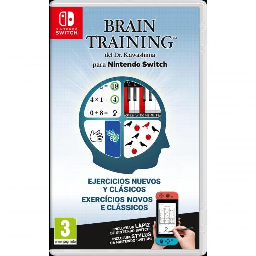 Brain Training del DR Kawashima para Nintendo Switch