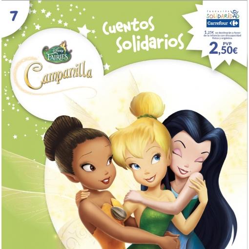 Cuento Solidario Campanilla 2019 Walt Disney