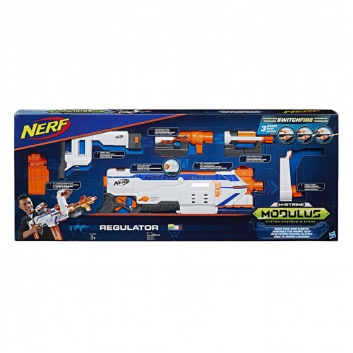 Hasbro- Nerf Modulus Regulator