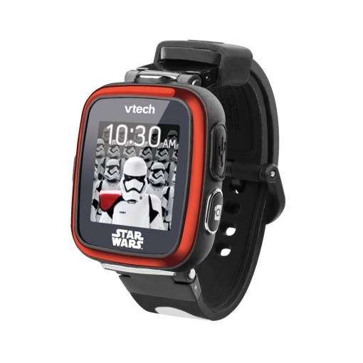 Vtech Electronics Europe - Kidizoom Smart Watch Star Wars Trooper Black
