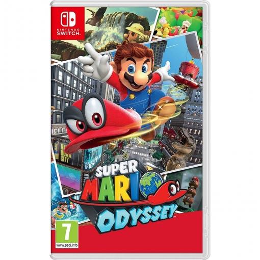 Super Mario Odyssey Para Nintendo Switch Las Mejores Ofertas De
