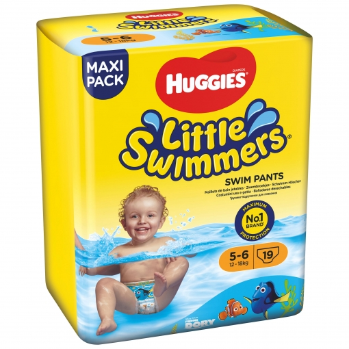 a85149e03 Bañador desechable Huggies® Little Swimmers (12-18 kg) 19 uds