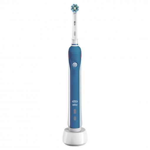 Cepillo De Dientes Electrico Oral B Pro2000n Azul Las Mejores