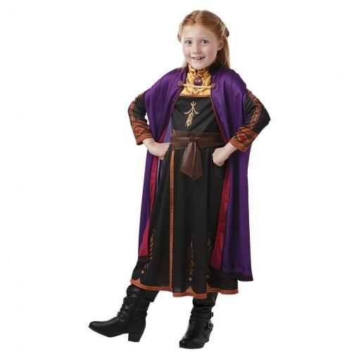 Disfraz Anna Travel Frozen 2 Classic Infantil 7 a 8 Años