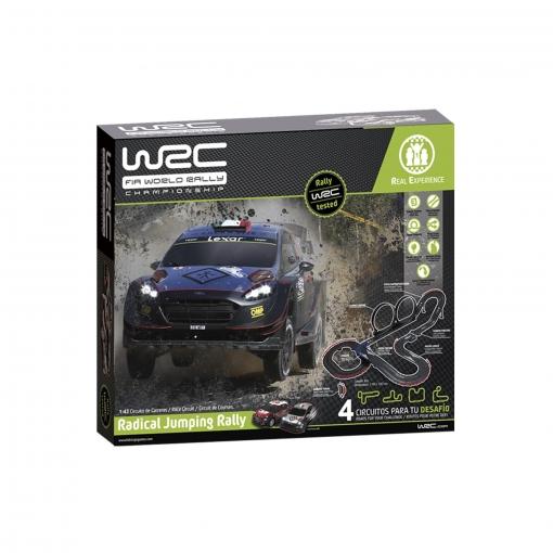 Rally Fabrica Championship Jumping World Radical De Juguetes Yfyv76Ibg