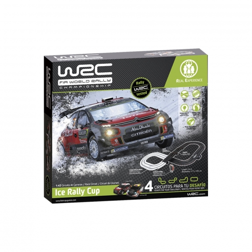 Fabrica De Juguetes -World Rally Championship Ice Rally Cup
