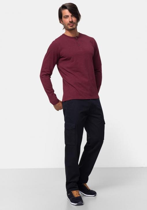 Pantalon Multibolsillos Para Hombre Tex Las Mejores Ofertas En Moda Carrefour Es