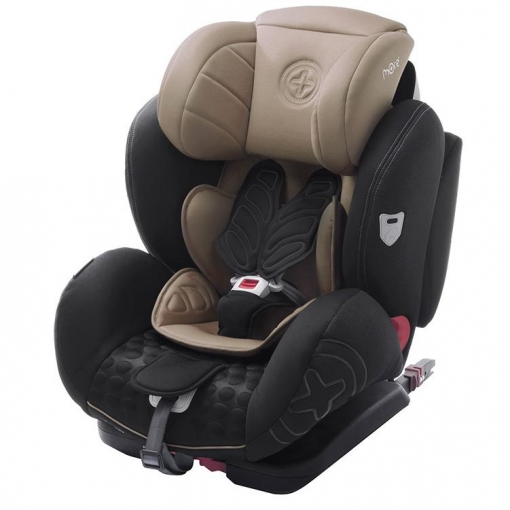 Silla de coche grupo 1 2 3 ados isofix con top tether more for Sillas para coche grupo 1 2 3 isofix