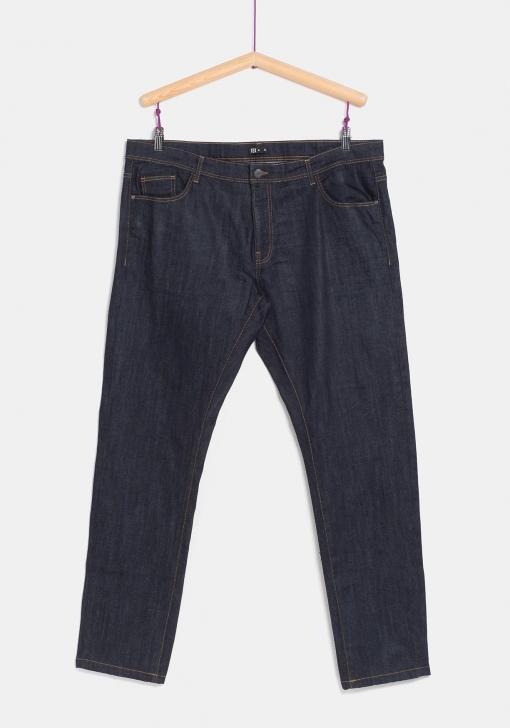 Pantalon Vaquero Para Tallas Grandes De Hombre Tex Las Mejores Ofertas En Moda Carrefour Es