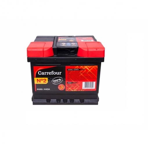 Bateria De Coche Carrefour Nº2 44ah Las Mejores Ofertas De Carrefour
