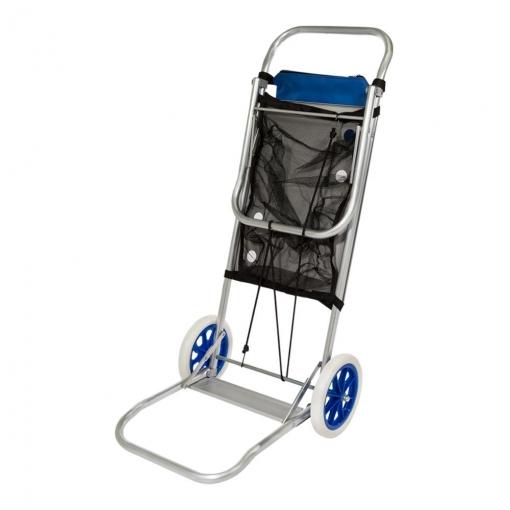 carro mesa sillas playa