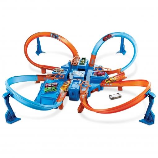 Mattel - Pista Criss Cross Crash Hot Wheels | Las mejores ofertas de ...