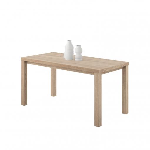 Mesa Comedor ARTIK 74x150x80 cm - Roble | Las mejores ofertas de ...