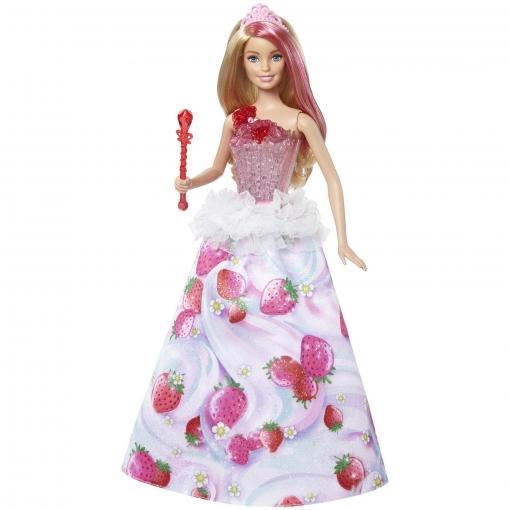 Barbie - Princesa Destellos Dulces | Las mejores ofertas de Carrefour