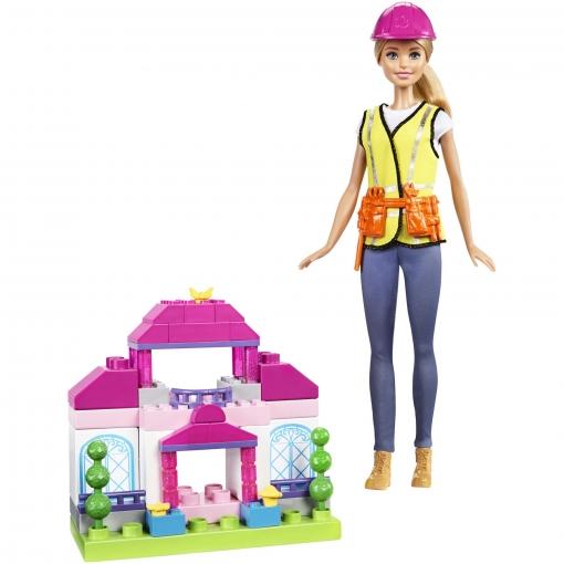 Barbie - Constructora | Las mejores ofertas de Carrefour