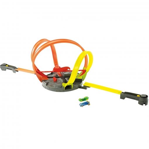 Mattel - Pista Hot Wheels Roto Revolution | Las mejores ofertas de ...