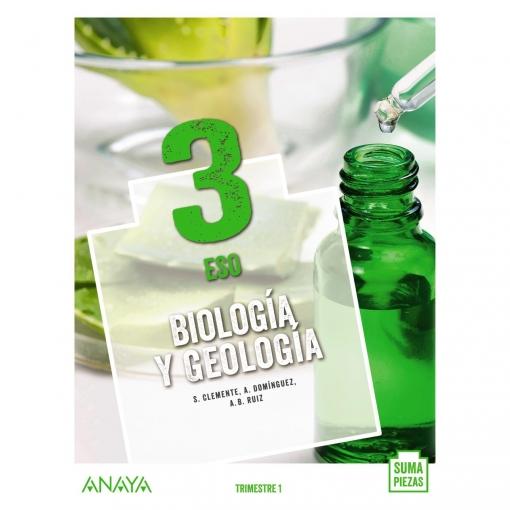 Biología Y Geología 3 Anaya Educacion Las Mejores Ofertas De Carrefour