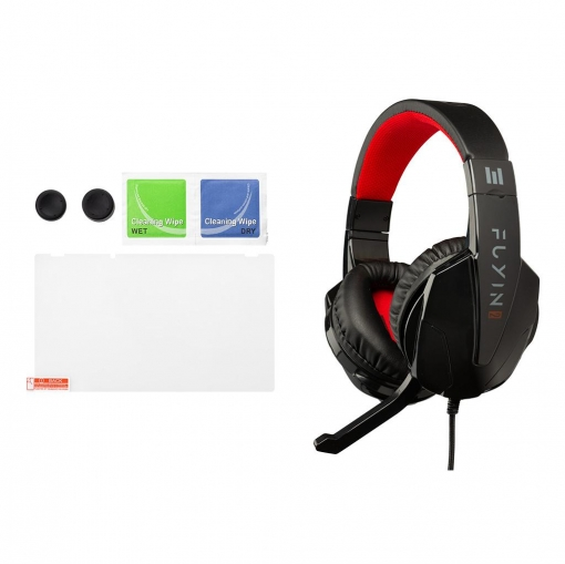 Pack Indeca Auriculares Gaming Fuyin 2.0 para Nintendo Switch