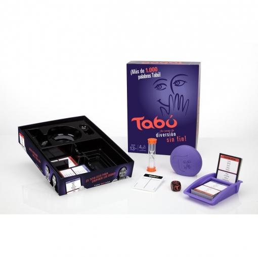 Hasbro Tabu Las Mejores Ofertas De Carrefour