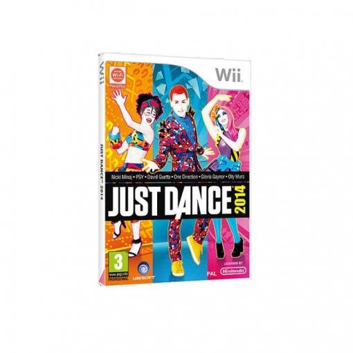 Just Dance 2014 para Wii