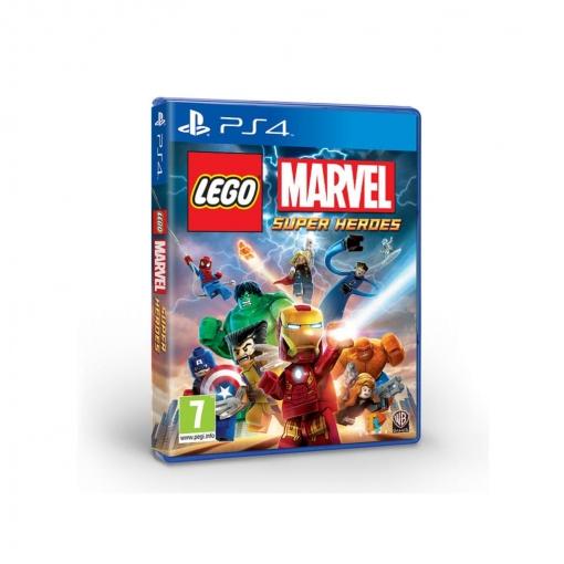 Lego Marvel Super Heroes para PS4
