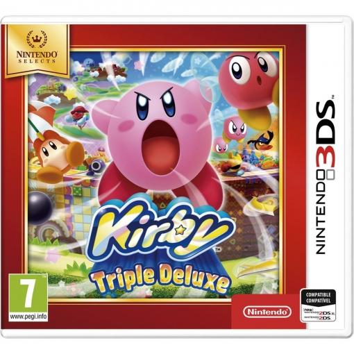 Kirby Triple Deluxe para 3DS | Las mejores ofertas de Carrefour