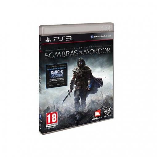 La Tierra Media: Sombras de Mordor para PS3
