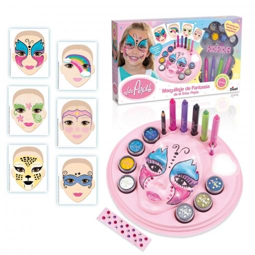 Maquillaje Fantasia Diset Pepis Señorita De 3ALj4R5