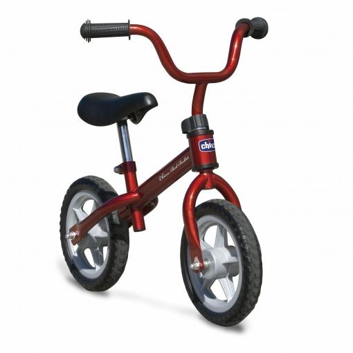 Primera Bicicleta Chicco Roja