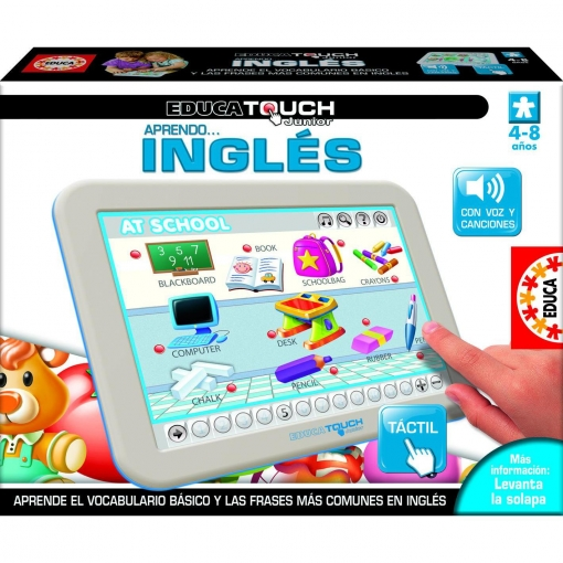 Educa Touch - Educa Touch Junior Aprendo inglés