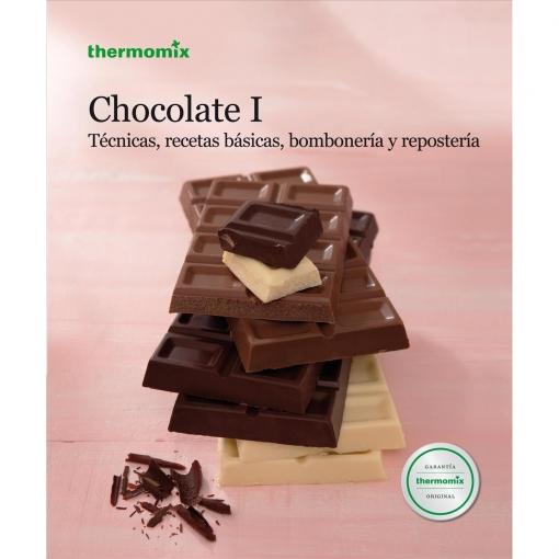 Chocolate Vol. 1 (VVAA) (THERMOMIX) (Rústica)